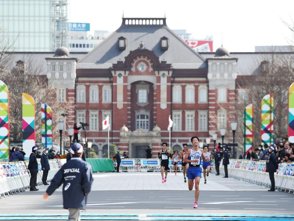 Tokio-Marathon 2021 erst nach Olympia