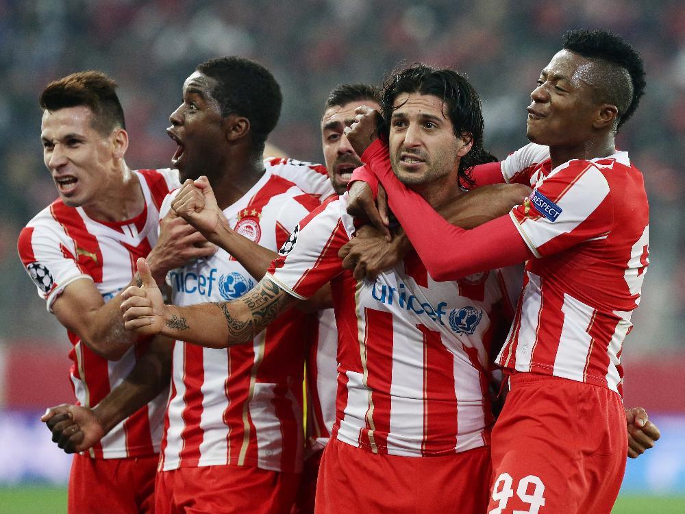 Griechenland Super League