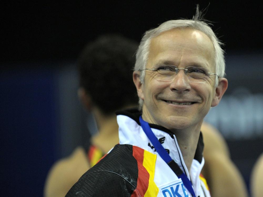 Die A-Riege von Trainer Hirsch erreichte das Finale