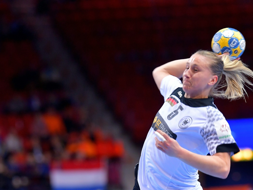 Nationalspielerin Saskia Lang verlässt den Thüringer HC