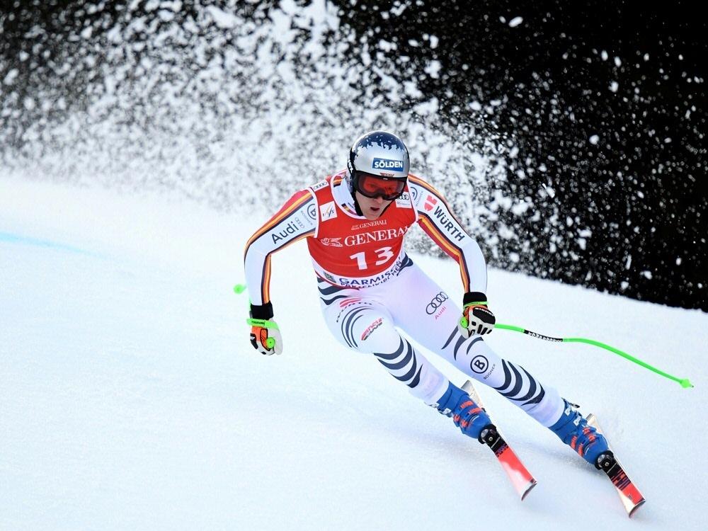 Skirennläufer Thomas Dreßen will bei der WM starten