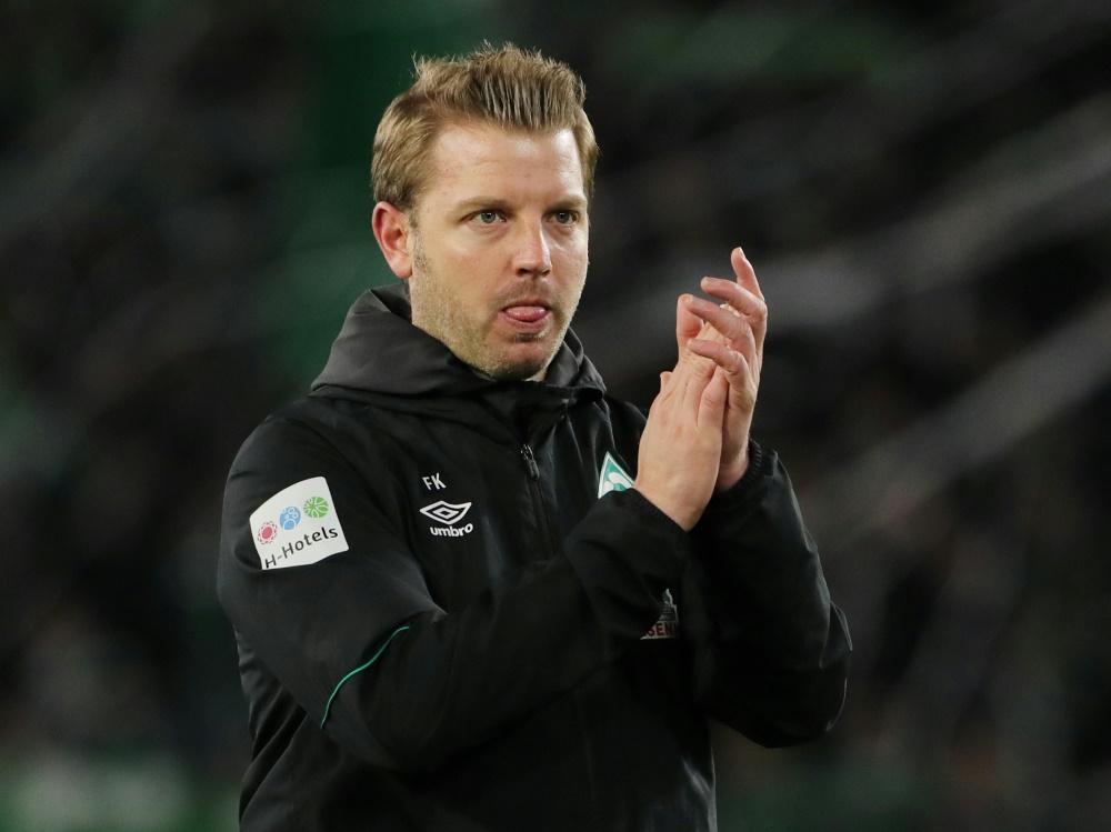 Kohfeldt: Werder Bremen um Ausdehnung des Vetrags bemüht