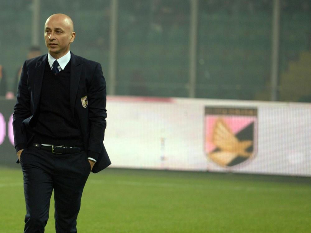 Der Grosso-Vorgänger Eugenio Corini übernimmt wieder bei Brescia