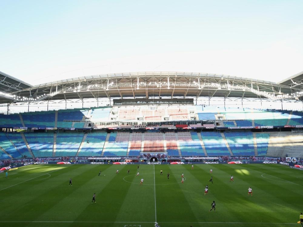 Stadionauslastung: Leipzig setzt künftig auf 2G-Modell