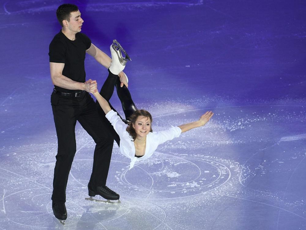Hocke und Kunkel belegten den zweiten Platz