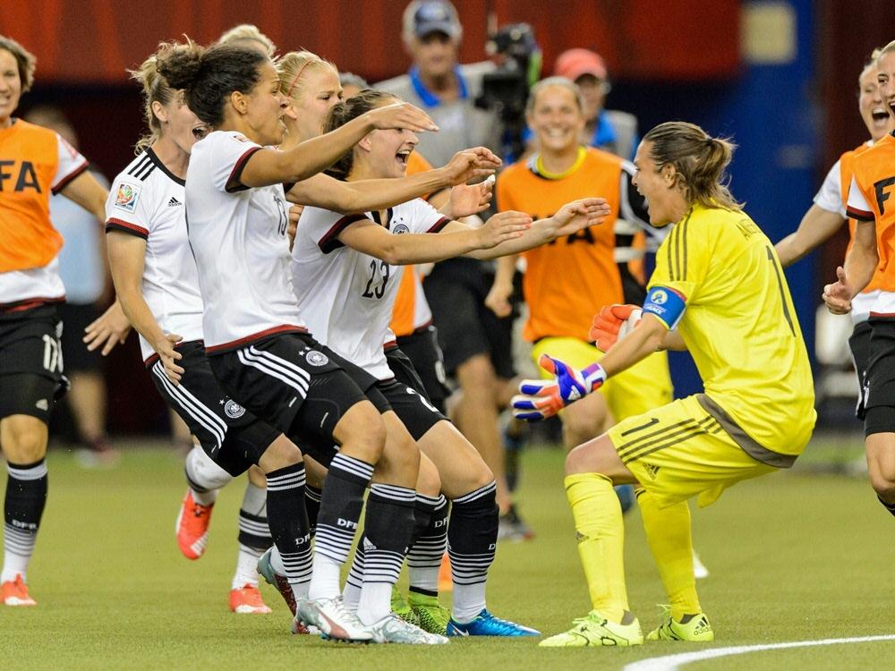 Drei DFB-Frauen wurden ins All-Star-Team der WM gewählt