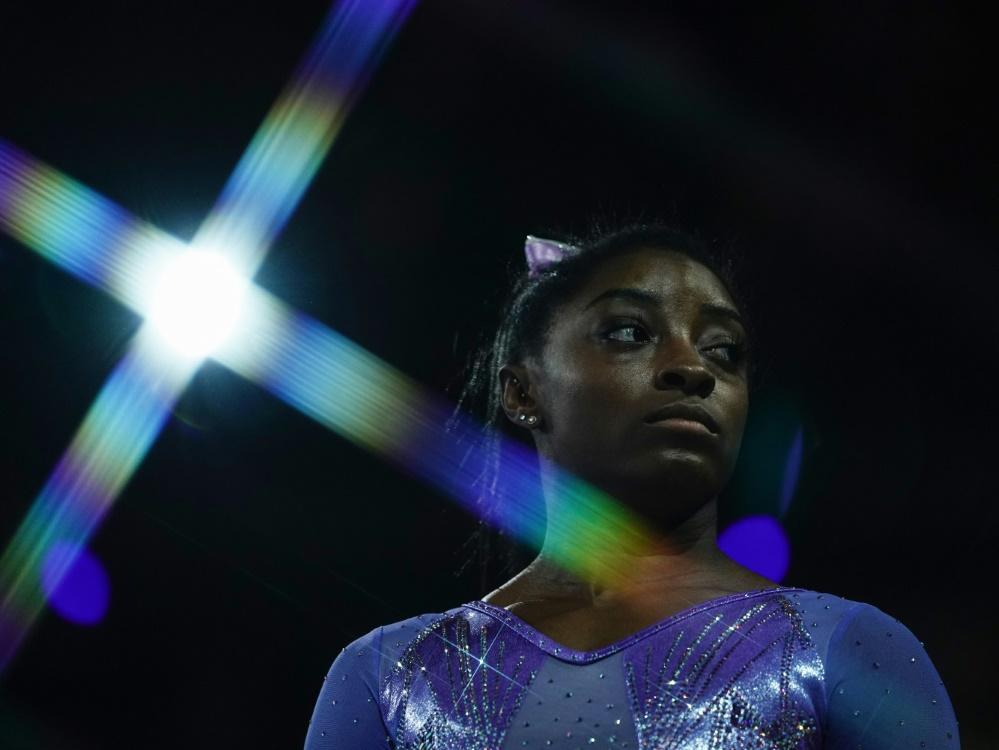 Turn-Star Biles nimmt USA Gymnastics in die Pflicht