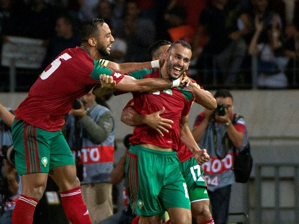 Marokko qualifiziert sich für die WM in Russland
