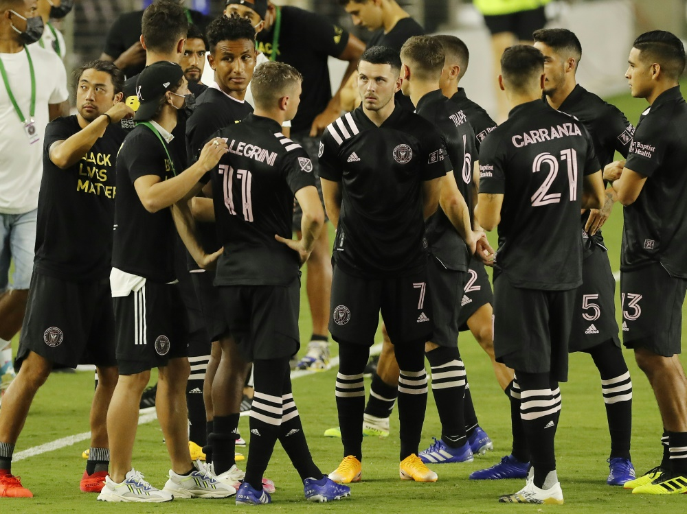 Inter Miami scheitert in den Play-offs