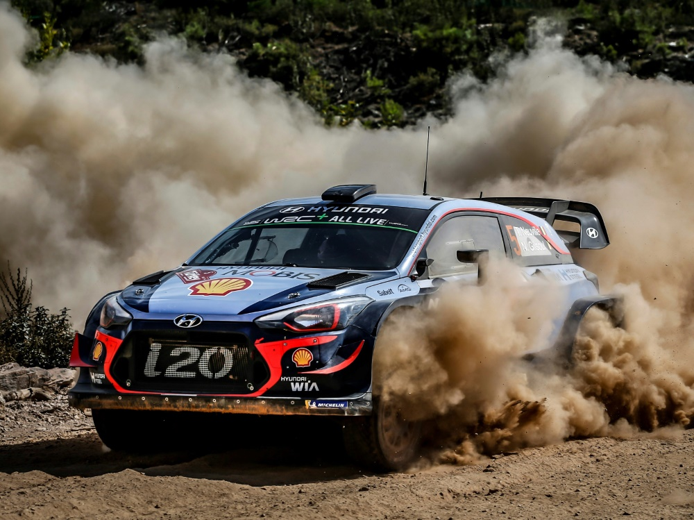 Thierry Neuville ist bei der Türkei-Rallye ausgeschieden