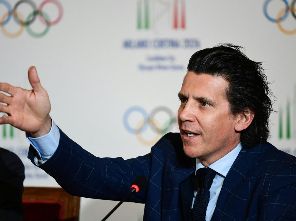 Christophe Dubi begrüßt die deutsche Olympia-Bewerbung
