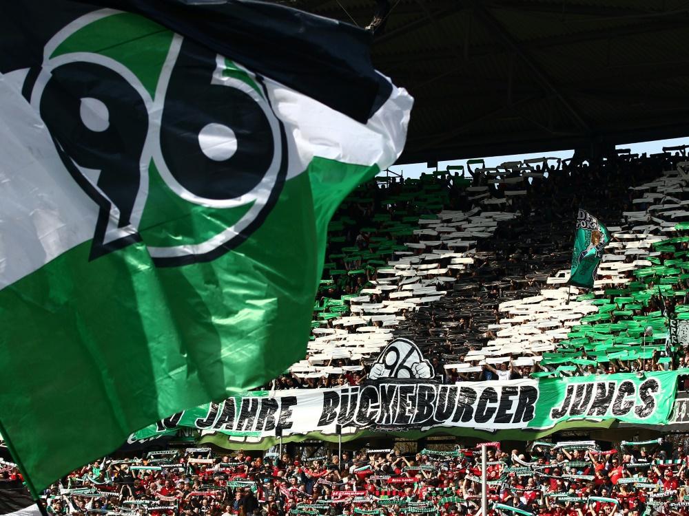 Hannover 96 holt Stürmer Lukas Hinterseer