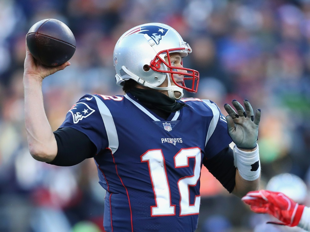 Brady und die Patriots schreiben weiter Geschichte