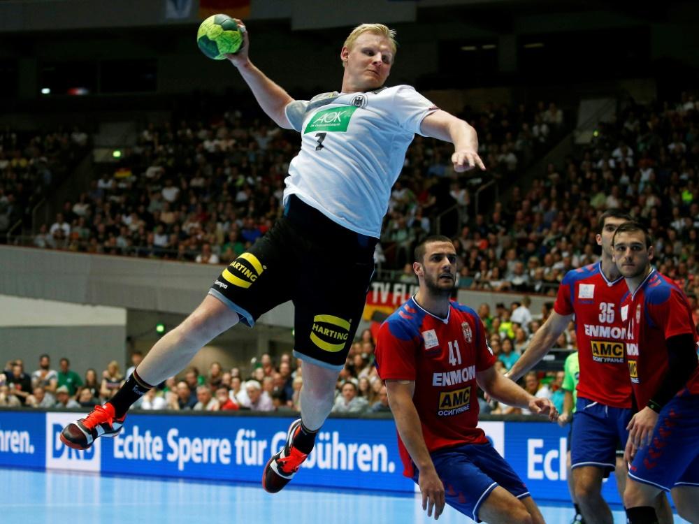 Großes Interesse An Handball Wm In Deutschland