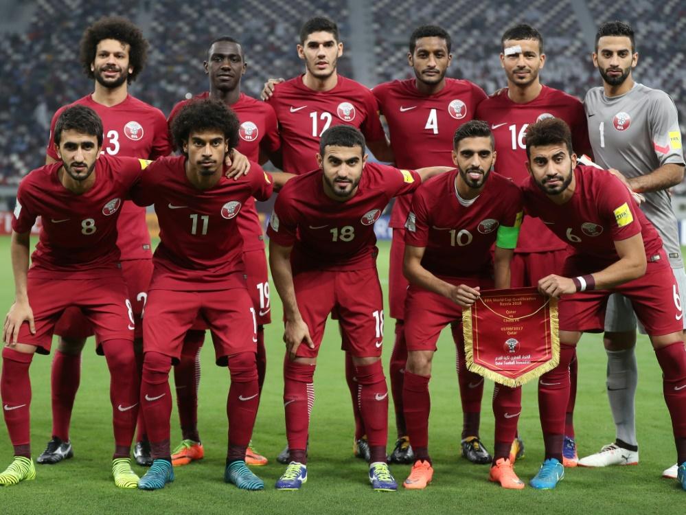 katar nationalmannschaft