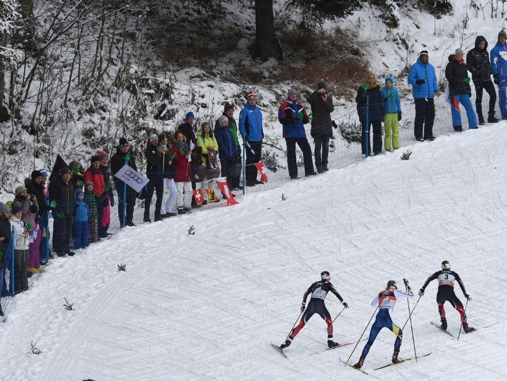 Die Organisatoren wollen volle Tribünen in Oberstdorf