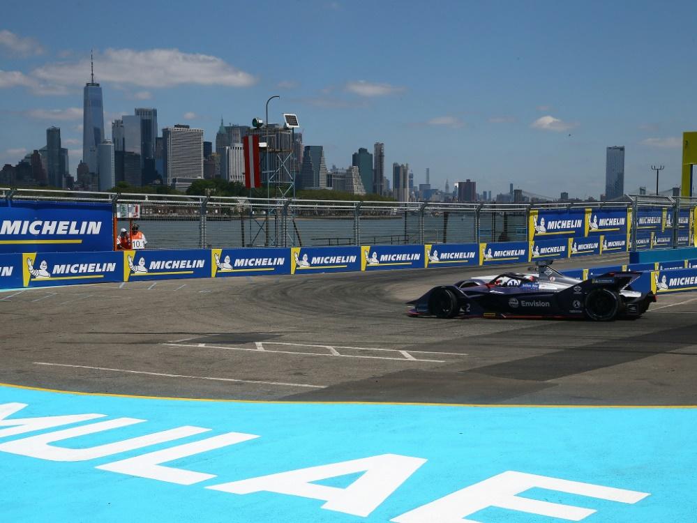 Die Formel E fährt in der Millionenmetropole New York