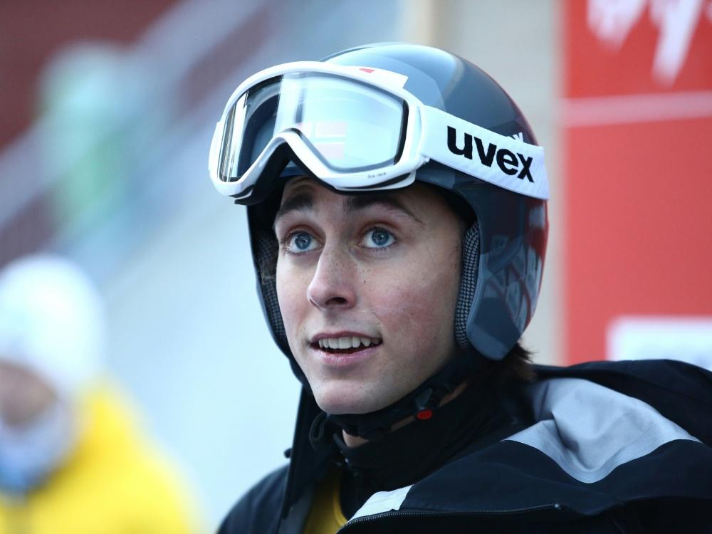 Riiber gewinnt Weltcup in der Nordischen Kombination