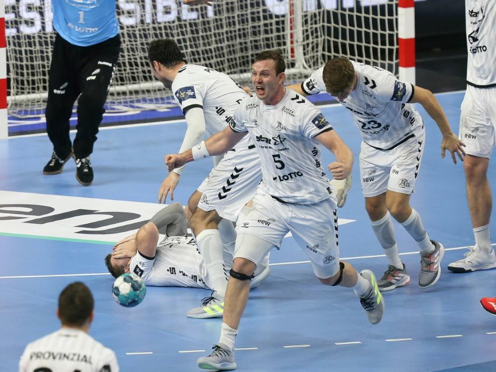 THW Kiel in der Champions League 2021/22 vertreten