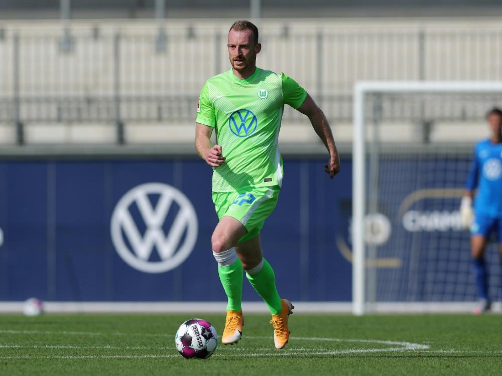 Wolfsburg hofft auf Einsatz von Maximilian Arnold