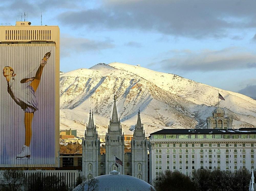 Salt Lake City könnte die Olympischen Spiele 2030 ausrichten