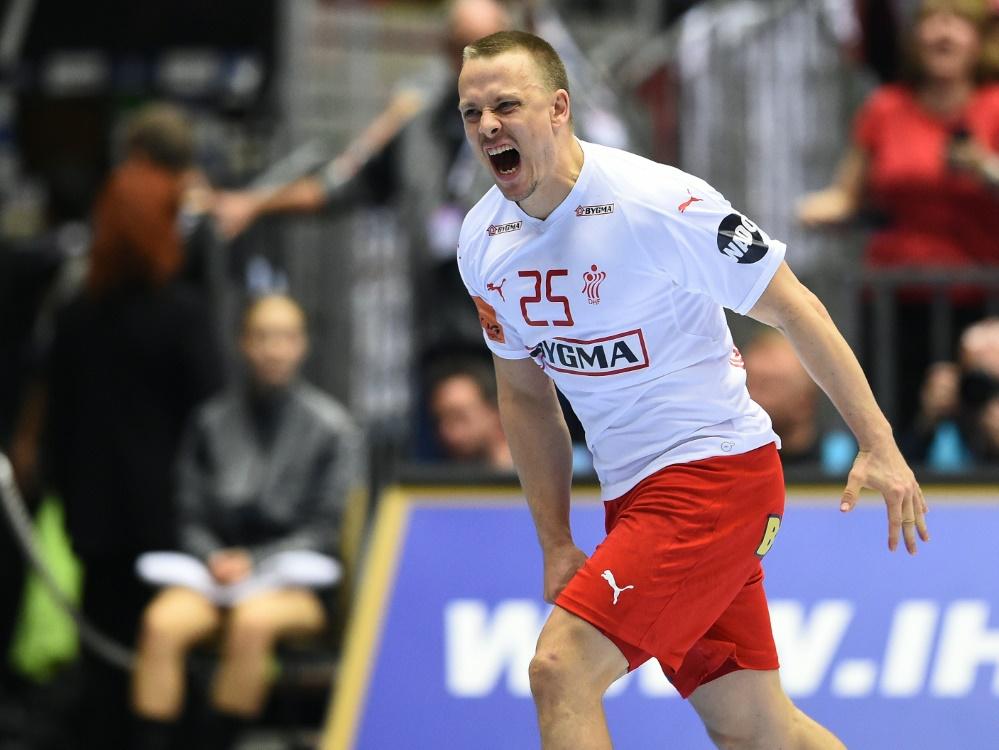Hannover-Burgdorf verliert Spielmacher Morten Olsen