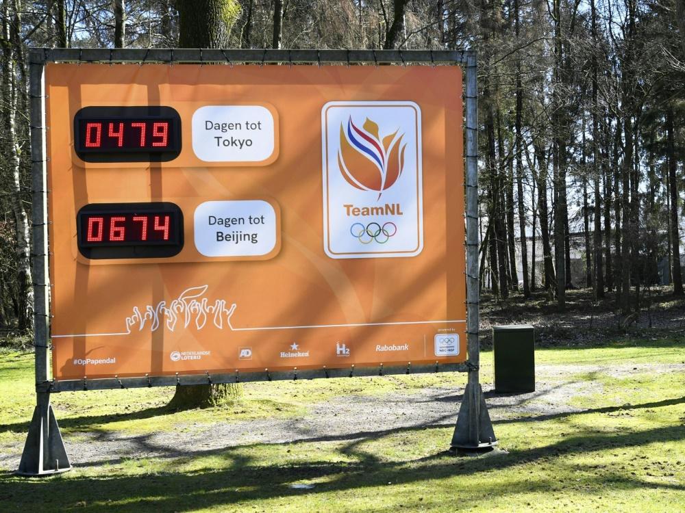 Die Olympia-Uhren laufen inzwischen anders
