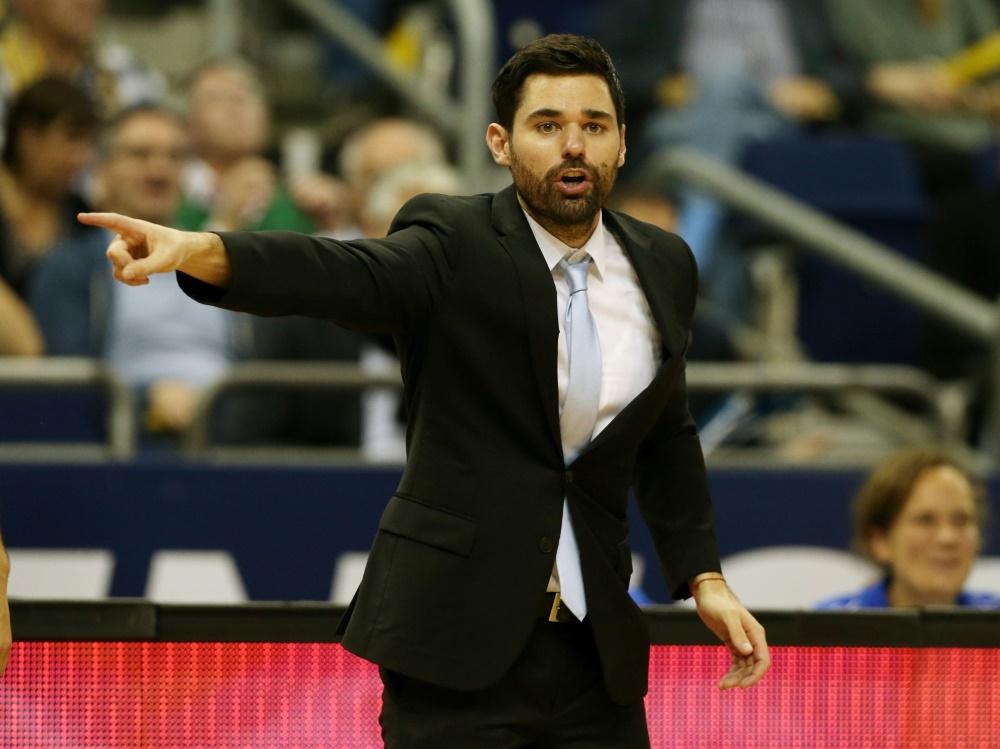 Sebastian Gleim bleibt Trainer in Frankfurt