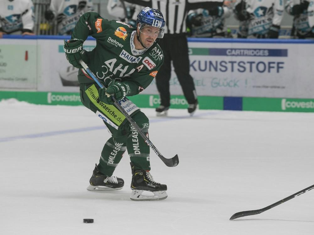 Christoph Ullmann und die Panther gewannen bei Lulea HF