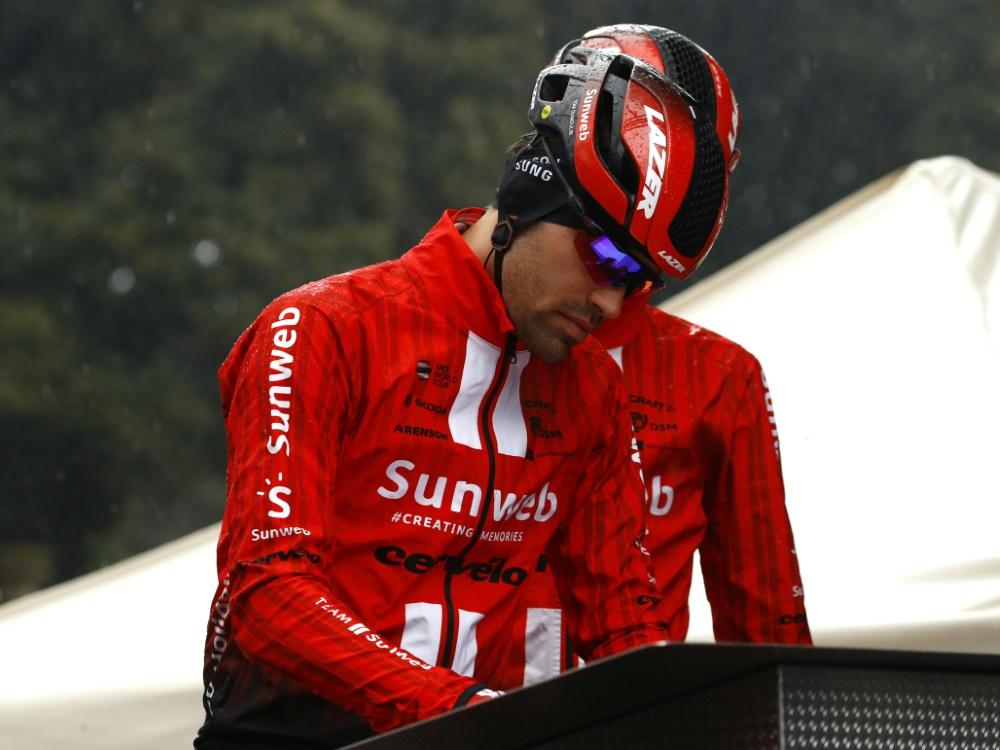 Tom Dumoulin wird nicht bei der Tour de France mitfahren