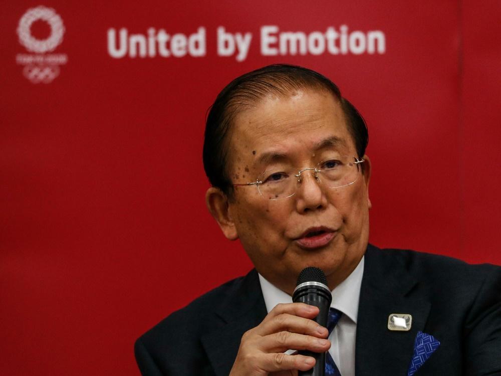 Toshiro Muto befürwortet Zuschauerbegrenzung bei Olympia