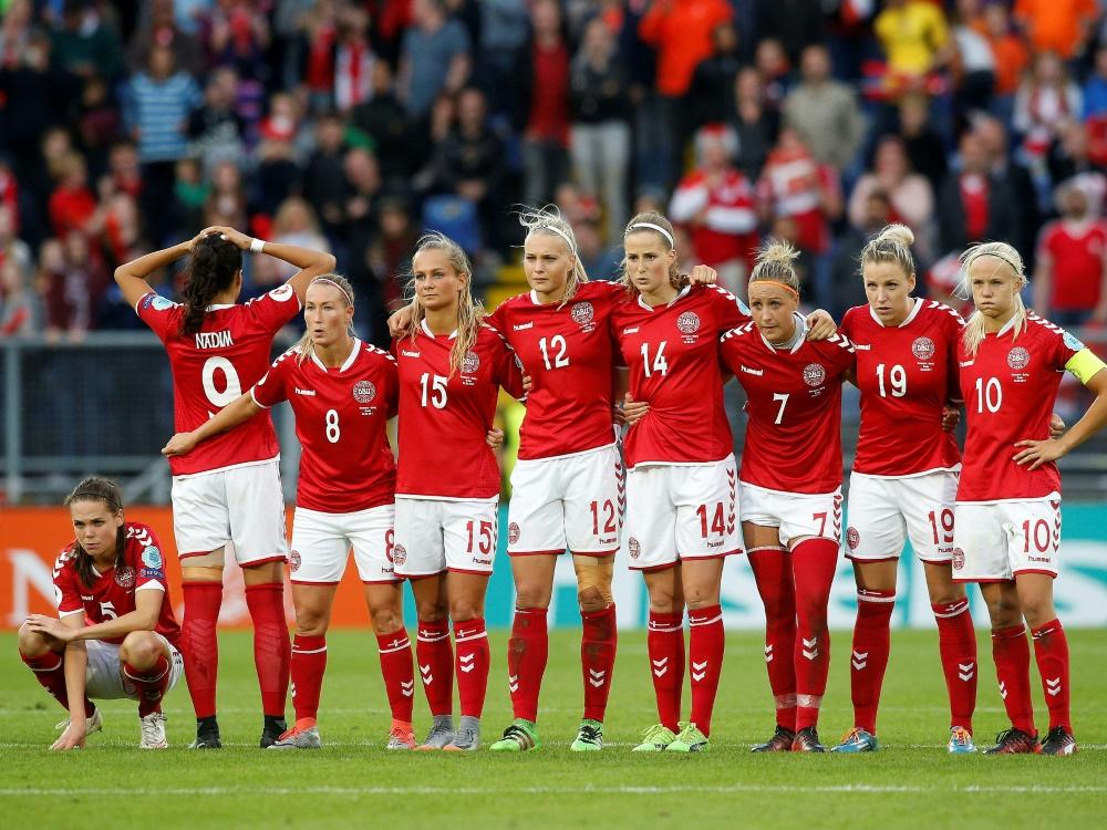 Dänische Frauen Nationalmannschaft