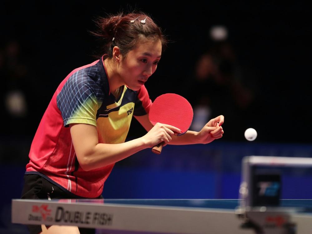 Han Ying steht im Finale bei den Europaspielen in Minsk