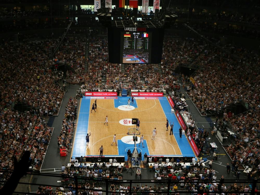 Das Turnier findet in der Kölner Lanxess-Arena statt