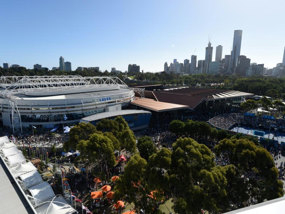 Die Australian Open könnten verlegt werden
