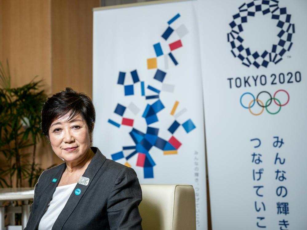 Tokios Gouverneurin Yuriko Koike