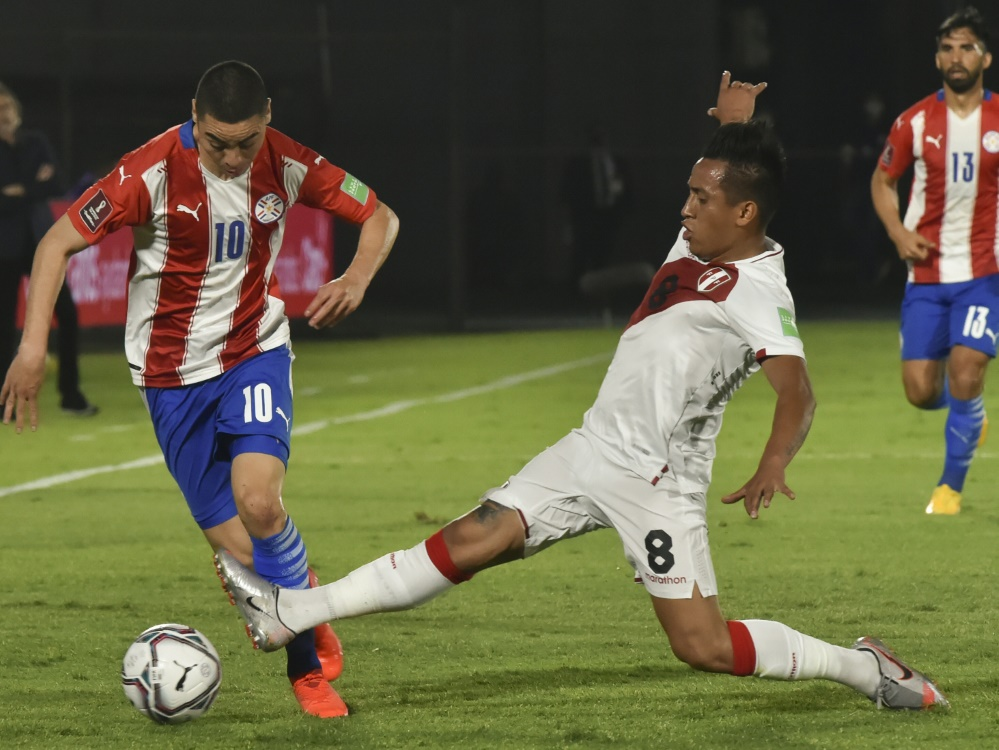 Zwei Coronafälle in Perus Nationalteam