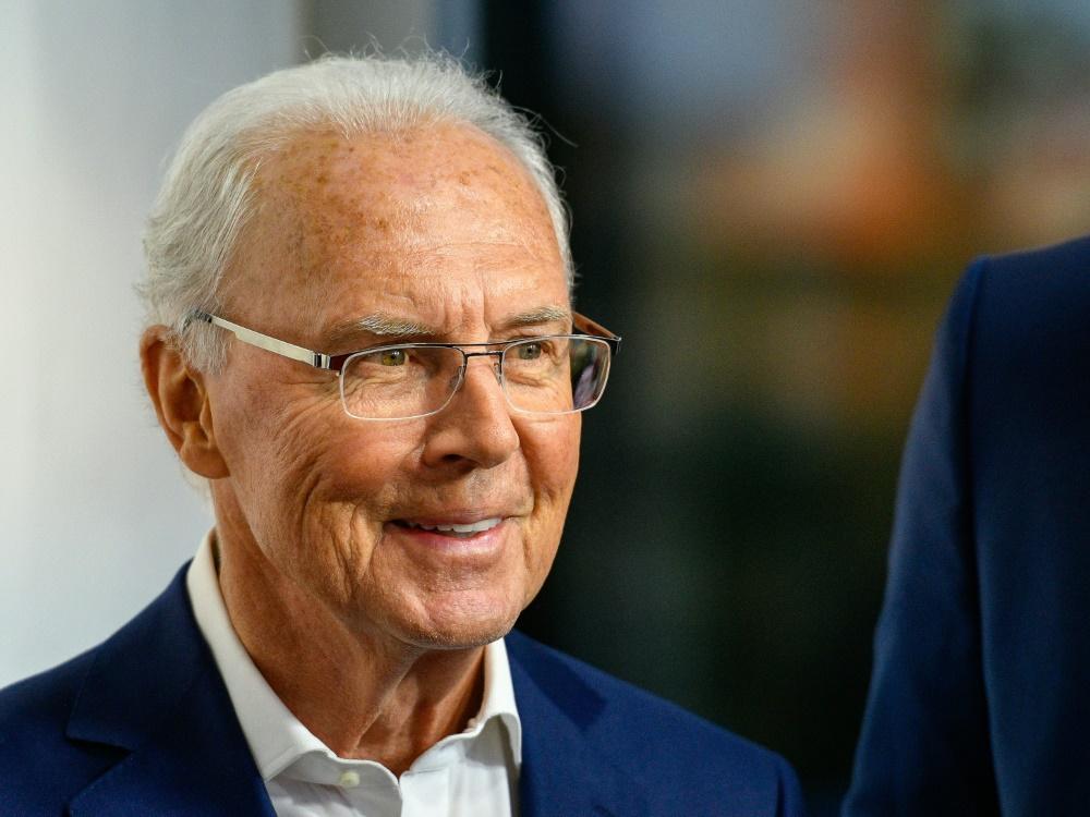 Beckenbauers Gesundheitszustand wird begutachtet