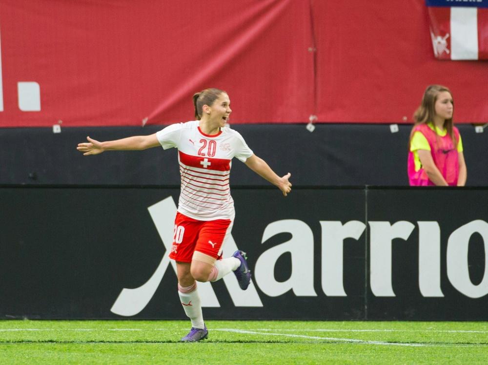 Wechselt zum 1. FFC Frankfurt: Sandrine Mauron