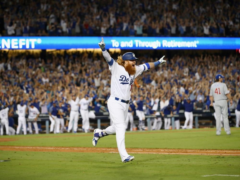 Turner führt die Dodgers zum Sieg