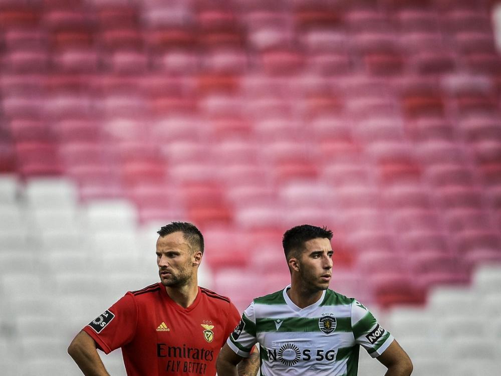 Leere Ränge beim Saison-Finale in Portugal