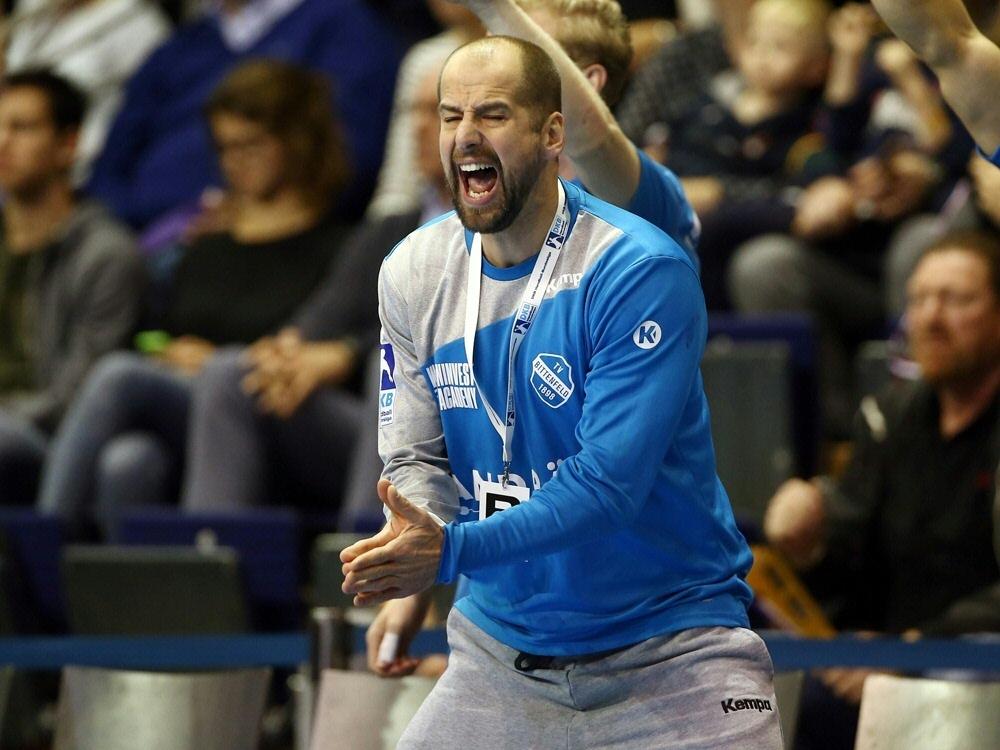 Coach Jürgen Schweikardt erfüllt Doppelfunktion bis 2021