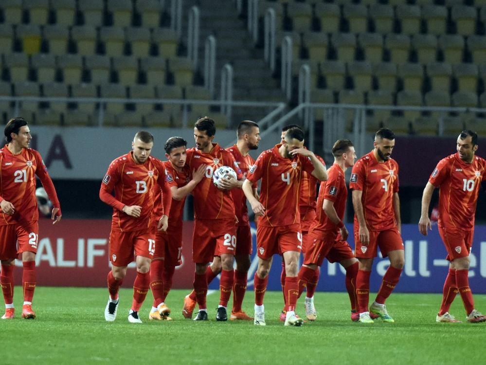 Nordmazedonien schlägt Liechtenstein deutlich mit 5:0