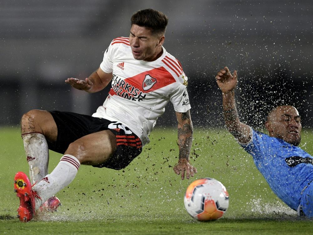River Plate will vorerst nicht mehr spielen