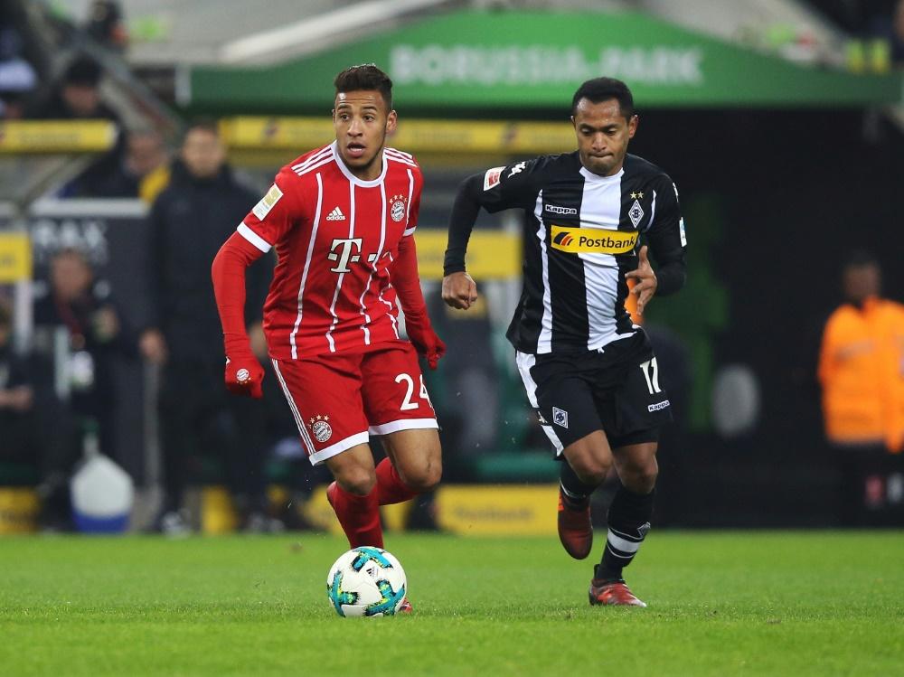 Bayern gegen Gladbach läuft live im Free-TV