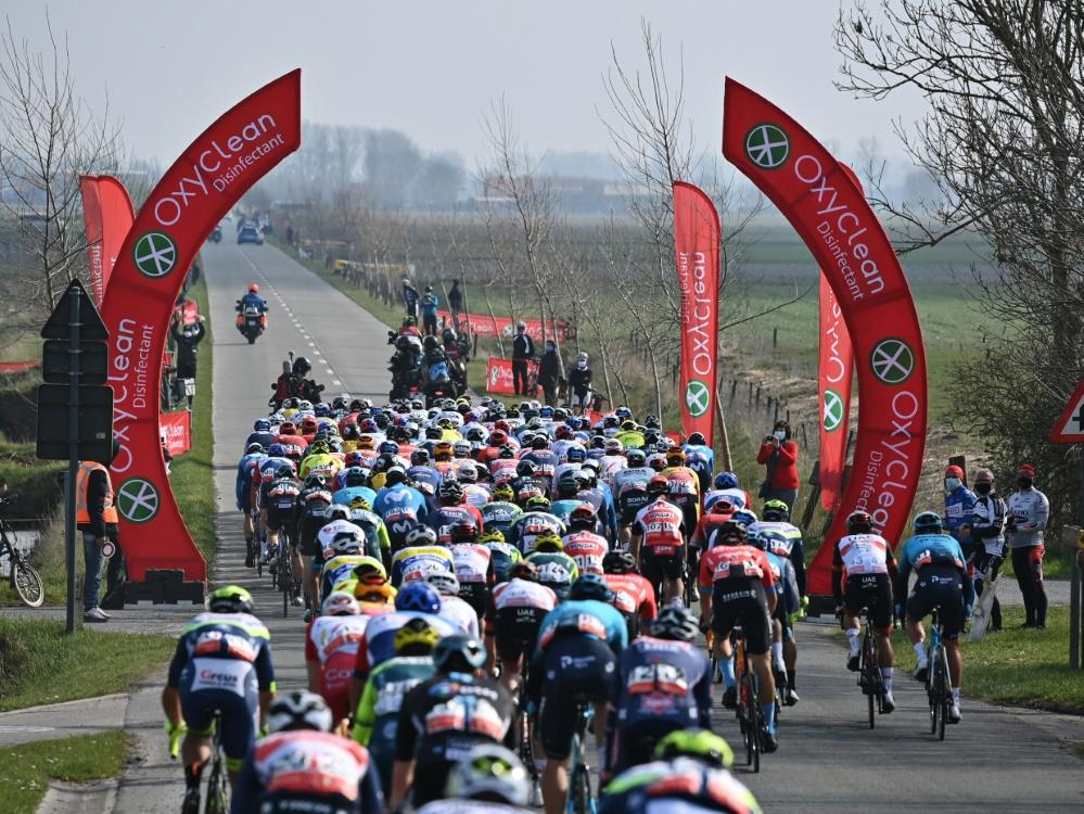 Im Radsport gibt es einen Dopingfall