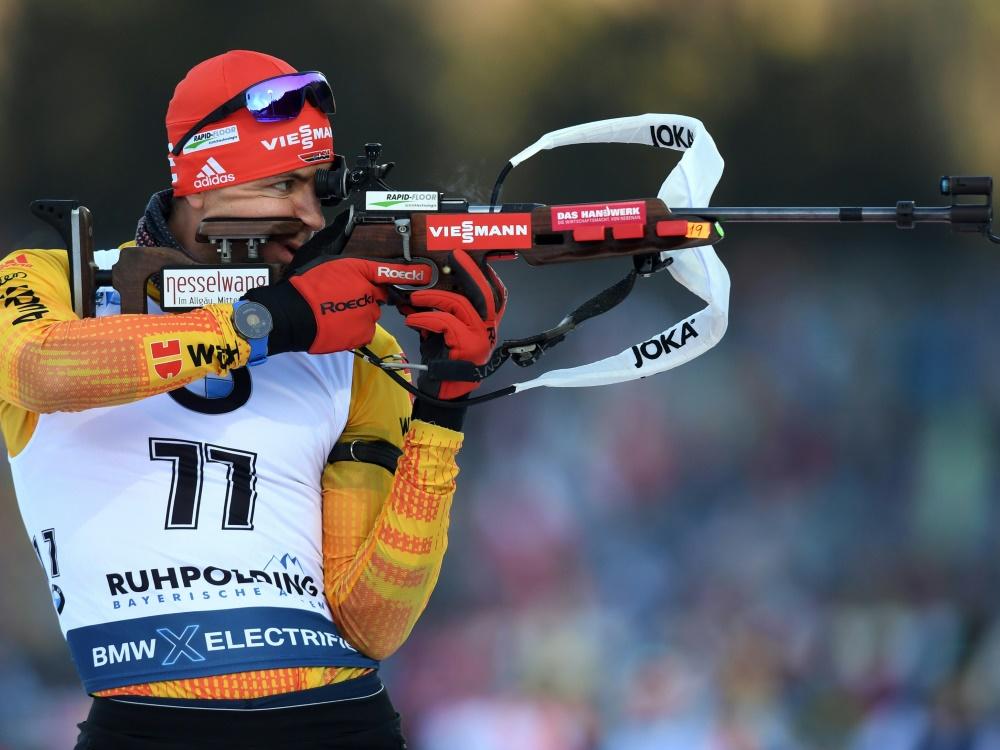 Erzielte sein bestes Weltcup-Ergebnis: Philipp Nawrath