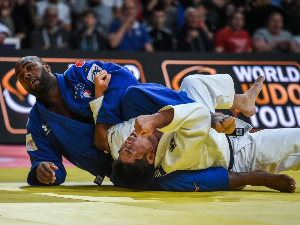 Der Grand Slam der Judoka in Tokio fällt aus