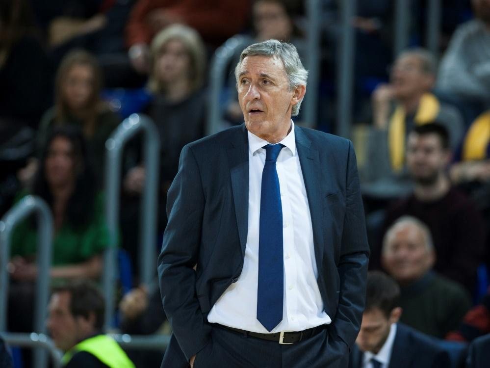 In Barcelona erfolgreich: Svetislav Pesic