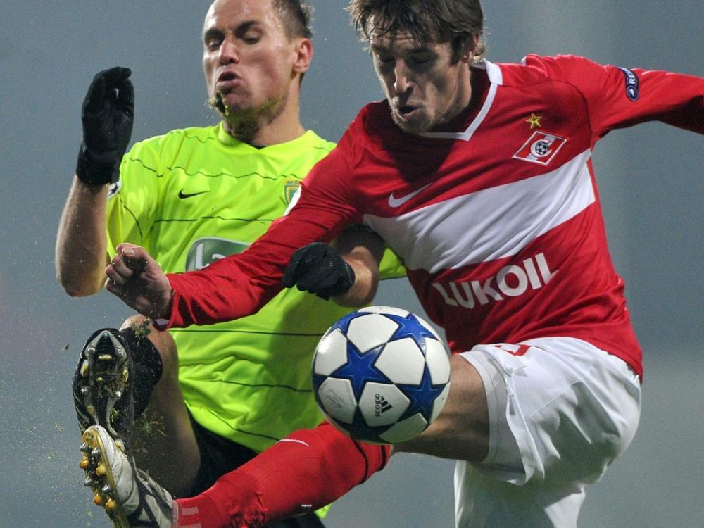 MSK Zilina spielte 2010/11 in der Champions League
